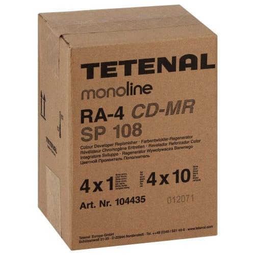 Tétenal RA-4 CD-MR SP 108 (4x10L en une partie)