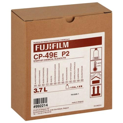 CP-49 (E ou LR) FUJI P2 Blanchiment fixage 1 x (A+B) (Pour 3,7L)