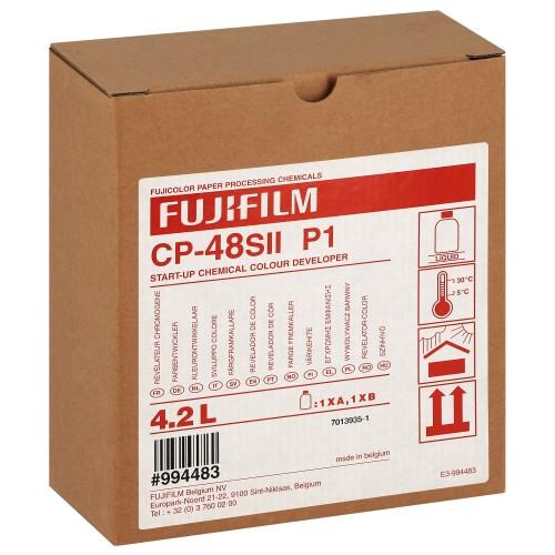 CP-48 (S ou HV) FUJI P1 Révélateur 1 x (A+B) (Pour 4,2L)