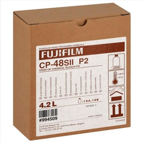 CP-48 (S ou HV) FUJI P2 Blanchiment fixage 1 x (A+B) (Pour 4,2L)