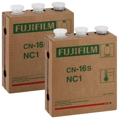 CN-16S FUJI Pack Entretien NC1 (A) - 2 cartouches