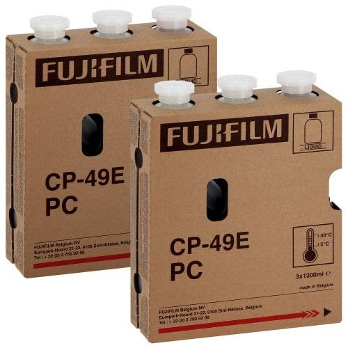 CP-49 E FUJI Pack entretien pour FRONTIER série 5, 7 et FR340 (2 cartouches)