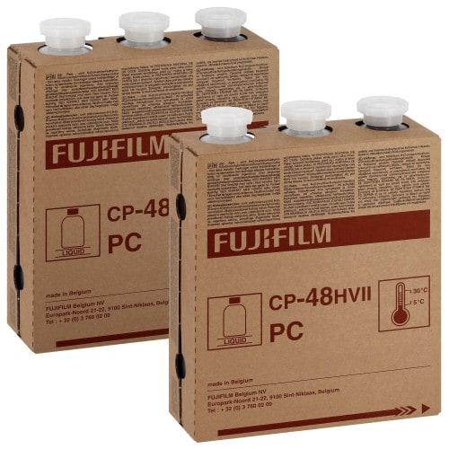 CP-48 HV FUJI Pack entretien pour FRONTIER SLP800SC (330) - LP1500SC (350) - LP2000SC (370 - LP2500P (390) (2 cartouches : pour