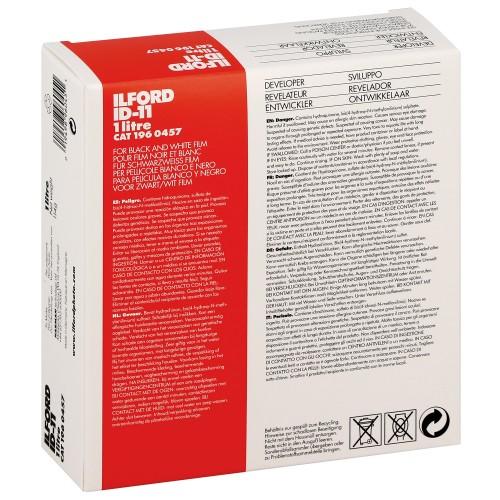 ILFORD - Révélateur film poudre - 2 sachets (Partie A et B) (Pour 1L ou 5L) 1960457 ID-11