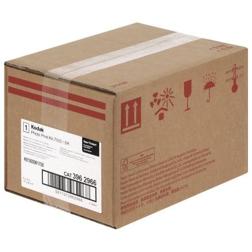 Consommable thermique KODAK pour APEX 7000 - 10x15cm - 1140 tirages ou 13x18cm - 570 tirages ou 15x20cm - 570 tirages Kit 7000/6