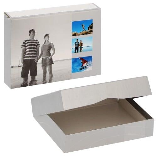 Coffret SILVERLINE pour 100 tirages 11x15cm - Carton de 112