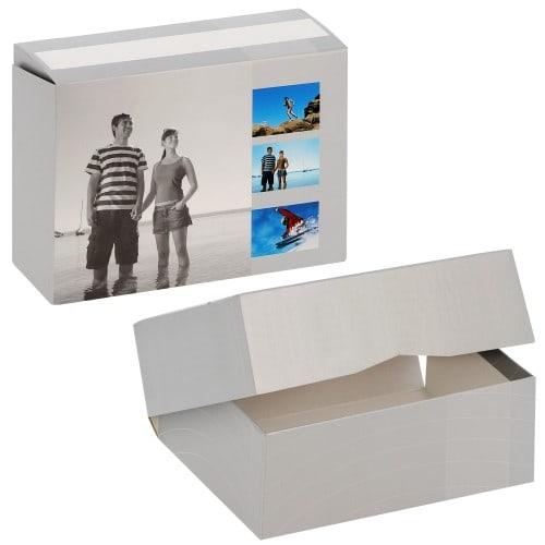 Coffret SILVERLINE pour 200 tirages 11x15cm - Carton de 54