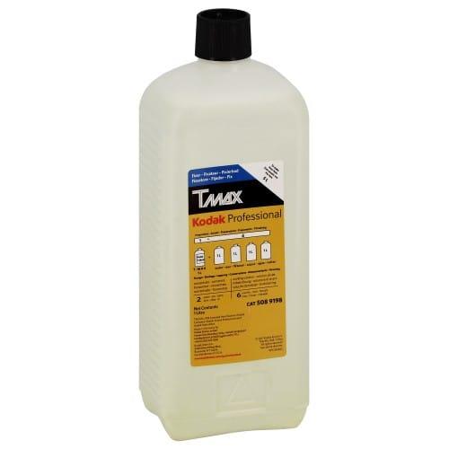 Fixateur film et papier KODAK liquide - Flacon de 1L (Pour 5L) 5089198 TMAX