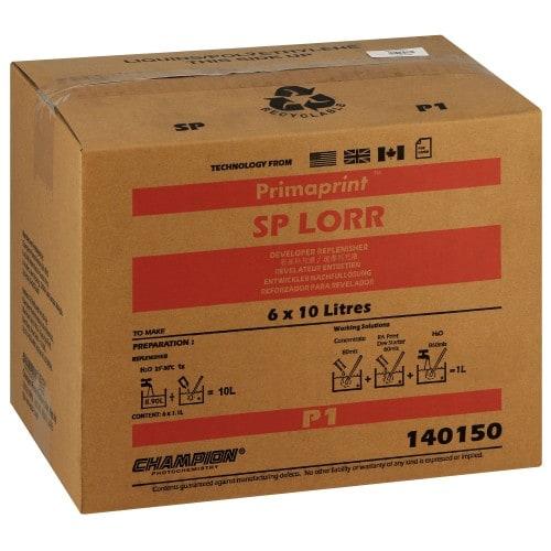 Champion RA-4 P1 Primaprint SP lorr rével/ent (pour 6x10L) (140194)