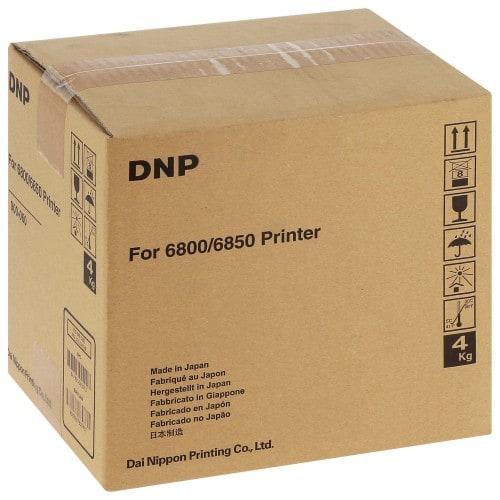 DNP - Consommable thermique pour kiosk KODAK série 6 -  10x15cm - 750 tirages ou  15x20cm - 375 tirages