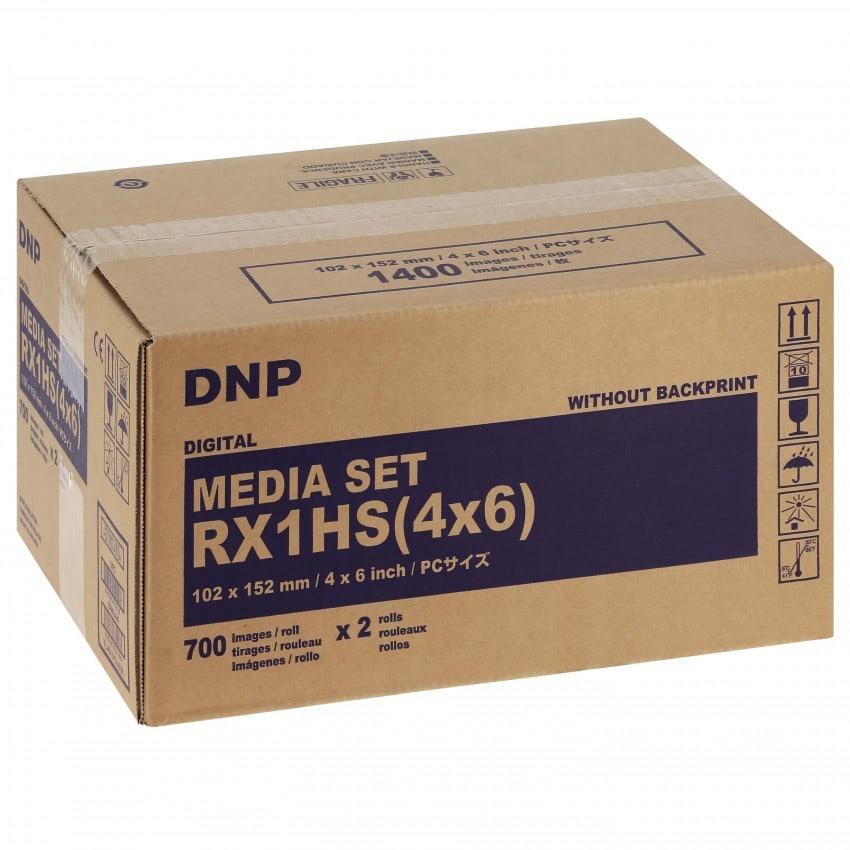 Pour DSRX1 - HS - 10x15cm (HS) - 1400 tirages - Non marqué au dos