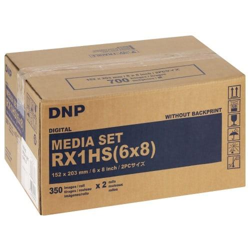 15x20cm (HS) - 700 tirages - perforé 3x (5x20cm) (spécial événementiel)
