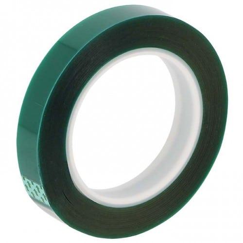 Adhésif MB TECH Silicone Vert (19mm x 66m)