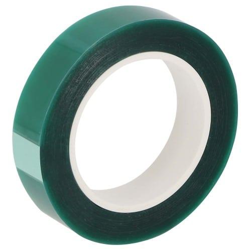 Adhésif MB TECH Silicone Vert (25mm x 66m)
