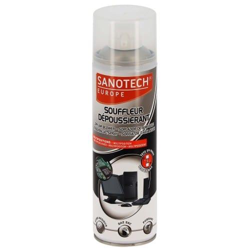- Souffleur air sec multipositions et ininflammable - 650 ml - Nouvelle norme