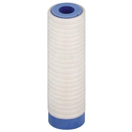 Filtre polyester MB TECH Longueur 123 mm - Diamètre extérieur 35 mm - Diamètre intérieur 30 mm - 25µ - Pour Konica, Noritsu, Ori
