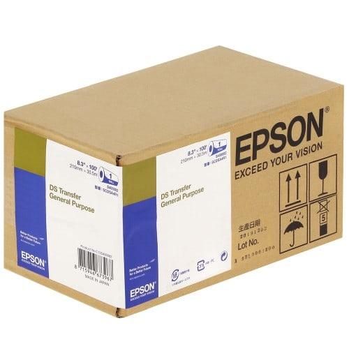 Epson papier sublimation DS 210mmx30,5m pour SC-F500