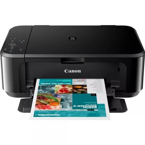 CANON - Imprimante jet d'encre Pixma Multifonction MG3650S - Tirages A4 - Noire