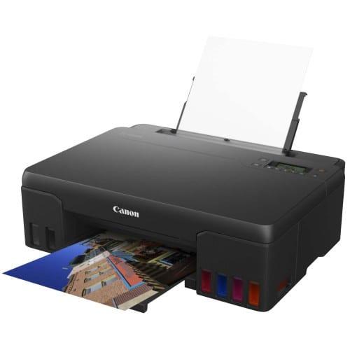 CANON - Imprimante jet d'encre Pixma MegaTank G550 - Format A4
