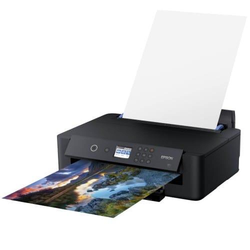 EPSON - Imprimante jet d'encre Expression Photo HD XP-15000 - Tirages A3+