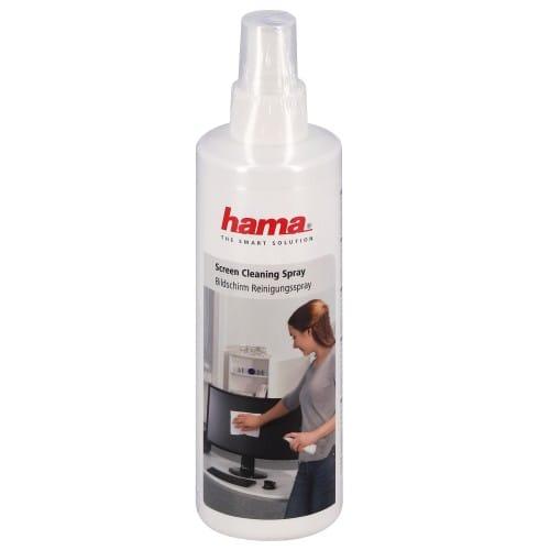 Hama Spray de nettoyage pour écrans 250ml