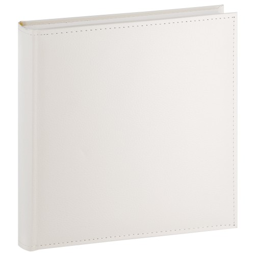 GOLDBUCH - Album photo traditionnel Mariage CEZANNE - 100 pages blanches + feuillets cristal - 400 photos - Couverture Blanche 30x31cm