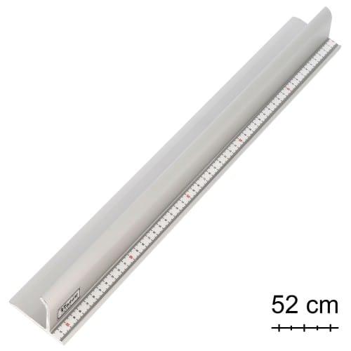 VICTOR - Règle de coupe ZENITH VB050 - Longueur 52 cm