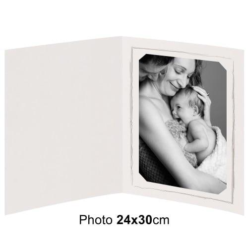 pour photo 24x30cm - Lot de 25