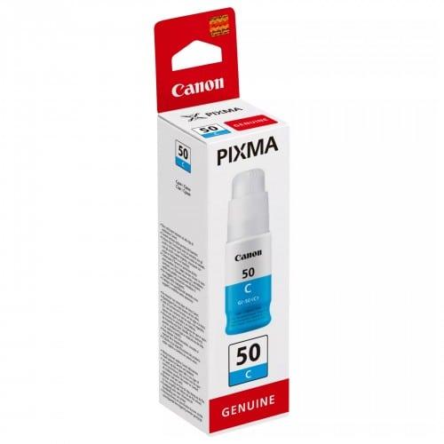Canon encre bouteille GI-50C cyan pour G5050