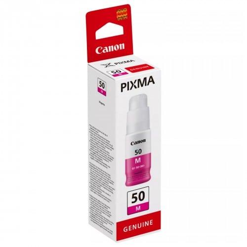 Canon encre bouteille GI-50M magenta pour G5050