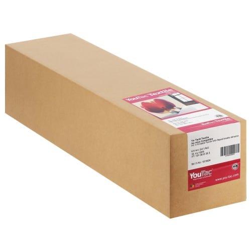 INNOVA - Papier jet d'encre mat IYT101 adhésif repositionnable 61cm x 30,5m