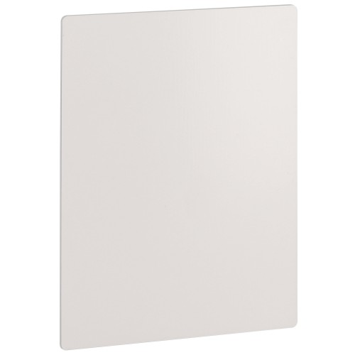 Panneau ChromaLuxe CHROMALUXE aluminium - Dim. 300x400x1,14mm - Blanc brillant