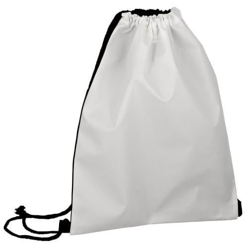 Sac à dos marine & blanc - Dim. 32x40,5cm