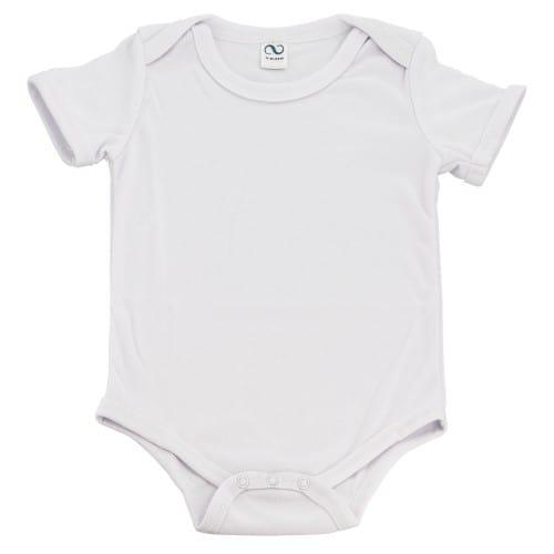 enfant en coton blanc 74/80cm - 12/18 mois