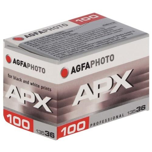 Agfapan APX N&B 100 - 135/36p