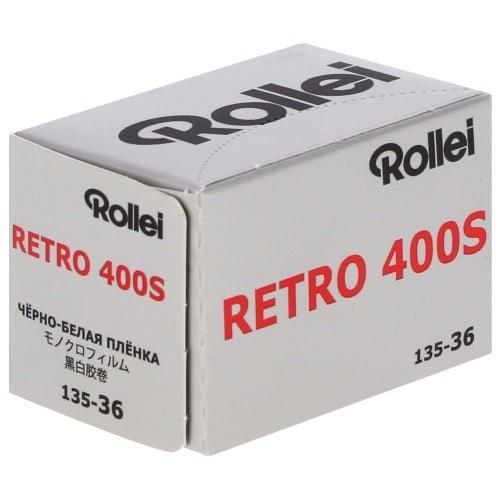 Rollei Retro 400 s - 135/36p