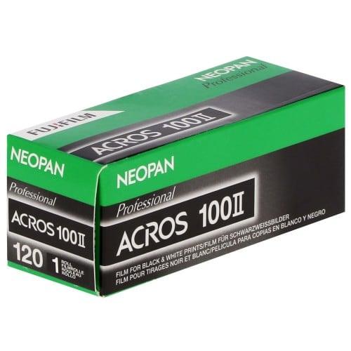 NEOPAN ACROS II Format 120 L'unité