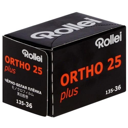 ORTHO 25 Format 135 - 36P L'unité