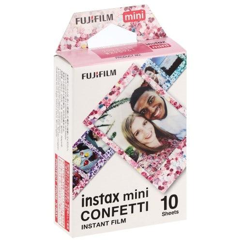 Fujifilm Instax Mini monopack Confetti