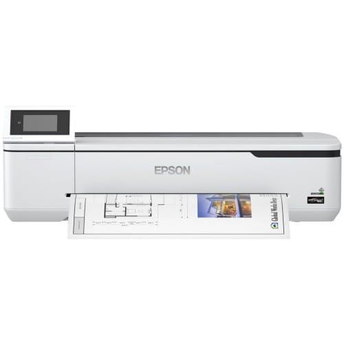 """EPSON - Imprimante technique SureColor SC-T2100 sans pied - Largeur 24"""" (610mm) - 4 couleurs"""