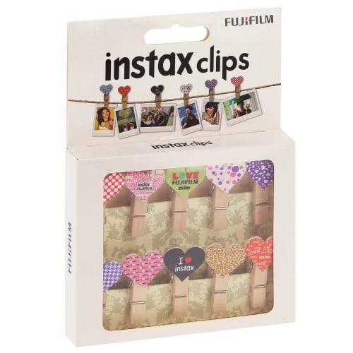 """Clip photo modèle """"Cœurs"""" (Pack de 10)"""