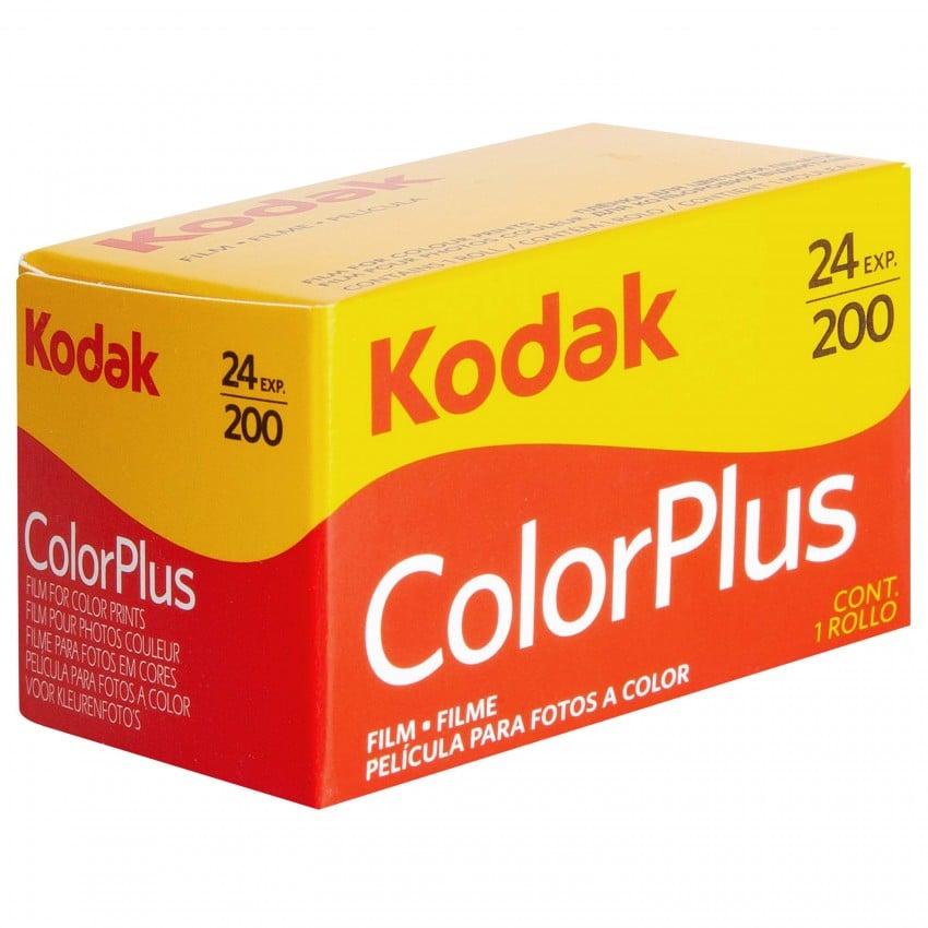 Pellicule photo KODAK ColorPlus 200 iso  135/24P L'unité