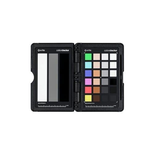 X-Rite ColorChecker Passport Vidéo - Charte de coulerus vidéo *