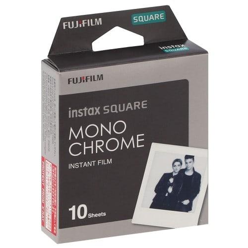 Instax Square - Monochrome Noir & Blanc - Pack 10 photos