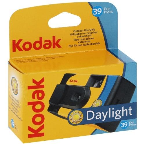 Kodak PAP Fun Daylight 800 asa 27+12p (à l''unité)