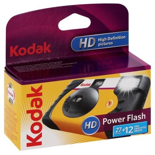 Fun Power Flash 800 iso - 27+12 poses gratuites