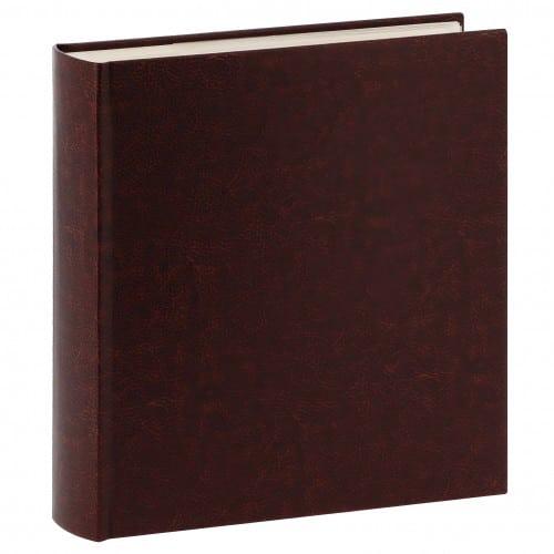 PANODIA - Album photo pochettes avec mémo MALAGA - 200 photos - Couverture simili cuir