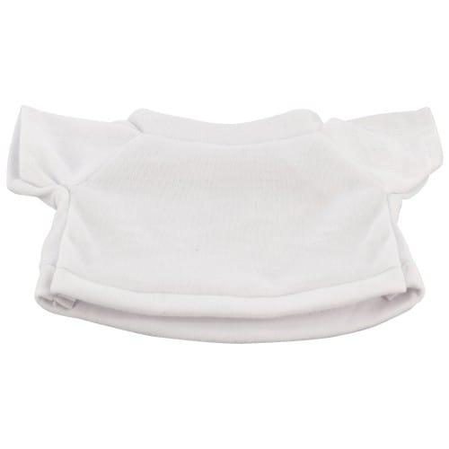 blanc pour peluche hauteur 23cm
