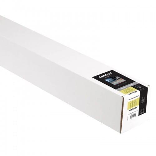 CANSON - Papier jet d'encre Infinity Velin Museum Rag - 111,8cmx15,24m - 315 g/m²