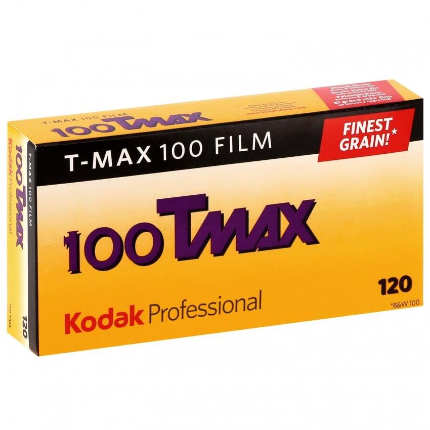 TMAX 100 Format 120 - Pack de 5
